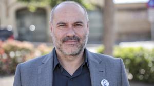 Jordi Salvador, cap de llista d'Esquerra per Tarragona, encara la seva tercera campanya en quatre anys.