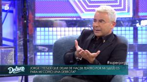 Jorge Javier anuncia que debe abandonar el teatro
