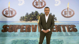Jorge Javier estará al frente de 'Supervivientes'