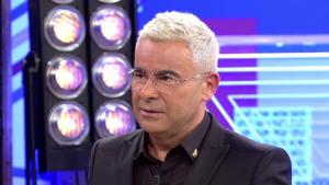Jorge Javier se sentaba en 'Sábado Deluxe'