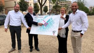 Junts per Reus presenta la reforma de la zona nord