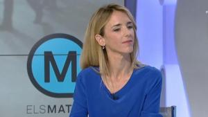 La candidata al PP Cayetana Álvarez de Toledo ha estat convidada a 'Els Matins' de TV3