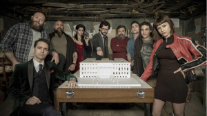 'La casa de papel' regresa con su tercera temporada