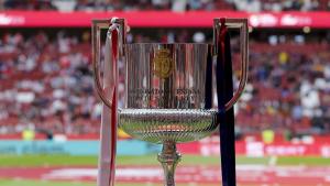 La Copa del Rei, en una imatge d'arxiu.
