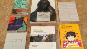 La Diputació de Tarragona és editora de llibres i publicacions al territori