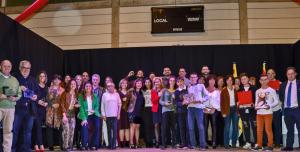 La gala dels esportistes de l'any a Viladecavalls