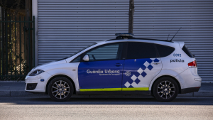 La Guàrdia Urbana de Tarragona va detenir l'home després de trobar-li un tornavís.