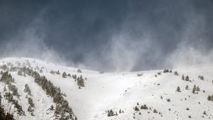 La neu ha caigut amb moltes ganes al Pirineu