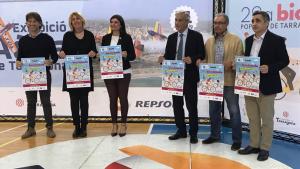La nova edició de la  Bicicletada de Tarragona s'ha presentat al poliesportiu del Serrallo