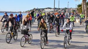 La pedalada popular del pròxim 5 de maig a la Torre ja compta amb les inscripcions obertes.