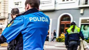 La Policia Local de Tortosa, en una imatge d'arxiu