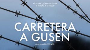 La portada del documental sobre la ruta d'Alex Cirera