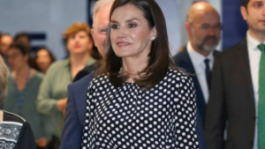 La reina Letícia