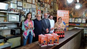 La ruta Tàrraco Food ret homenatge als entrepans de Can Boada, bar propietat d'Eduard Boada i actualment tancat.