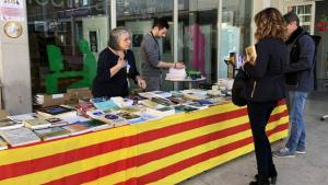 La URV es bolca cada 23 d'abril amb la Diada de Sant Jordi