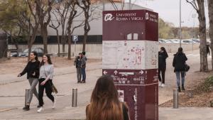 La URV s'ha adherit a la reclamació de la ILP Universitats