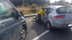 L'accident mortal va succeir durant aquest passat diumenge, 14 d'abril a l'N-340 a Altafulla