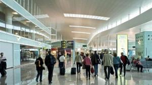 L'aeroport d'El Prat ha hagut de cancel·lar vols per la pluja