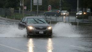 Las lluvias barrerán toda España este viernes