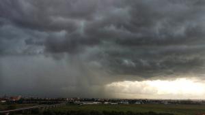 Las lluvias persistentes y abundantes vuelven este viernes a la Comunidad Valenciana y otros puntos del sureste