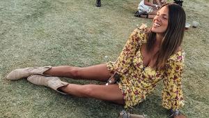 Laura Matamoros es el Coachella