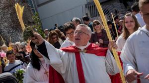 Les imatges de la benedicció de Diumenge de Rams a Reus