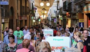 Les millors imatges de la Firagost 2018 de Valls