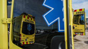 L'espectacular simulacre d'accident aeri a l'Aeroport de Reus en imatges