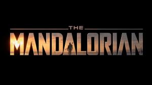 Logo de la nueva serie The Mandalorian.
