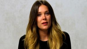 Lorena Gómez en el programa 'Eso no se pregunta'