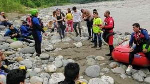Rescate joven Ecuador