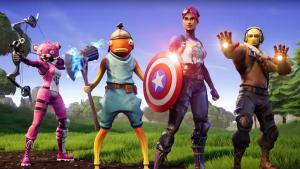 Los Vengadores hacen su aparición en Fortnite.