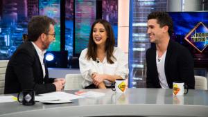 María y Jaime le gastaron una broma a Pablo Motos