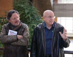 Marin i Tresserras presentaran el seu llibre aquest dissabte