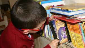 Més de 200 llibres han estat retirats de la biblioteca infantil de l'escola Tàber per ser «sexistes»