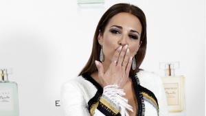 Paula Echevarría en el lanzamiento de su 'Beauty Box'