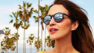 Paula Echevarría, la embajadora más 'top' de la marca de gafas Hawkers