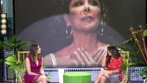Paz Padilla y Anabel Pantoja han tenido un roce por Isabel Pantoja