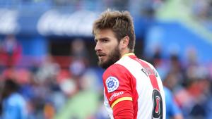 Portu, durant un partit del Girona.