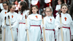 Processó Sant Enterrament Tarragona