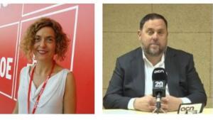 PSC i ERC es disputen guanyar les eleccions a Catalunya