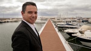 Ramon Vallverdú és president del Club Nàutic Cambrils des de l'any 2017