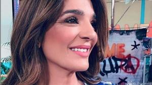 Raquel Bollo luce un vestido de la tienda de Pilar Rubio