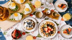 Recomendaciones para disfrutar sin engordar