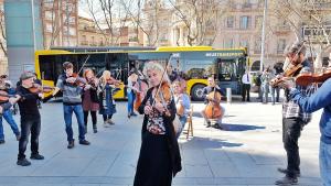 Reus Transport posa en marxa deu nous autobusos aquest dimecres