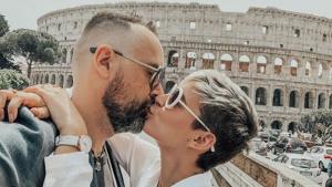 Risto i Escanes han aprofitat que Roma és la seva ciutat preferida per anomenar així la seva filla