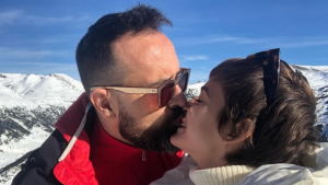 Risto Mejide y Laura Escanes van a tener una niña