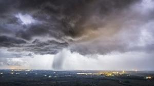 Se espera un fin de semana lluvioso en el area sureste español