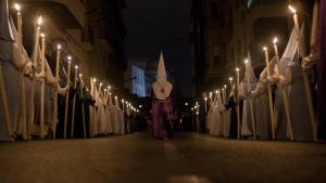 Setmana Santa 2018: Les imatges de la Processó del Silenci 2018 a Reus