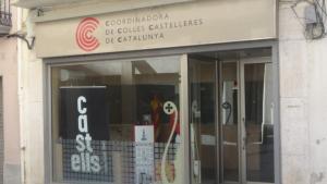 Seu de la Coordinadora de Colles Castelleres a Valls